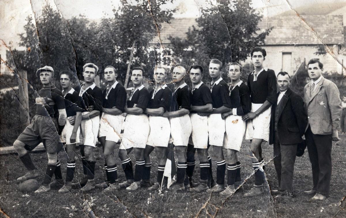 Mužstvo 1934
