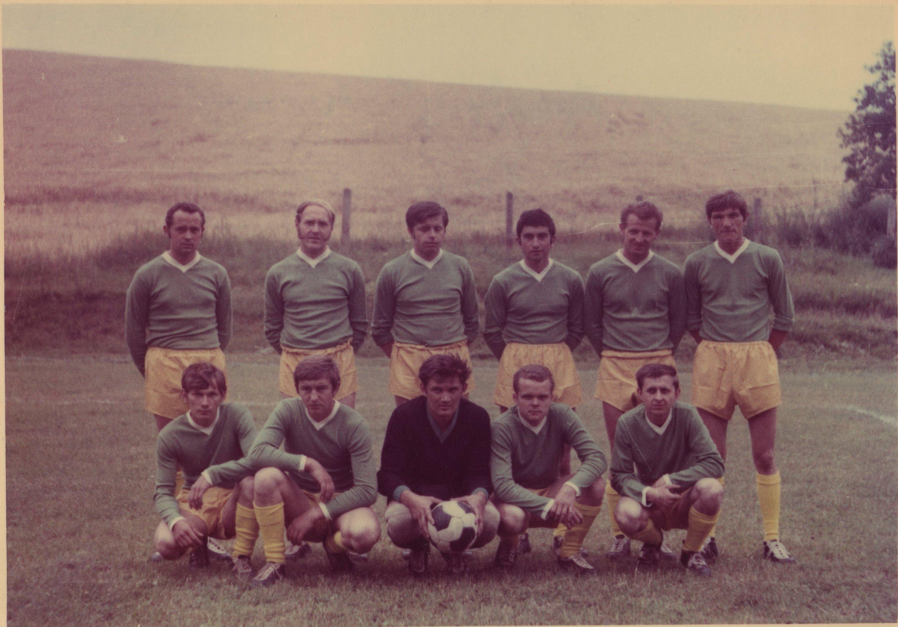 Mužstvo 1972