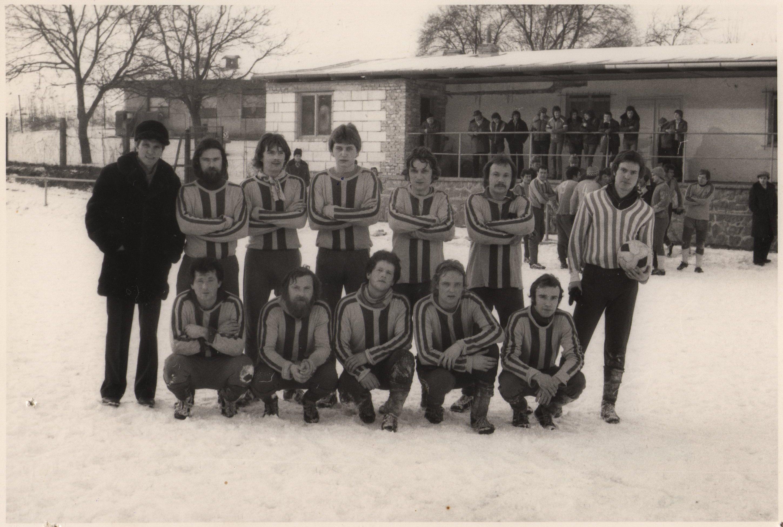 Mužstvo 1980